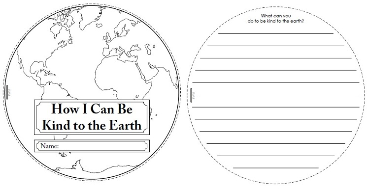 valentine's day reading comprehension worksheets 1st grade - Earth Day Worksheets