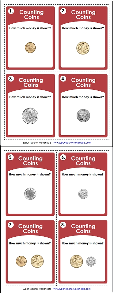 Coins Australian Currency
