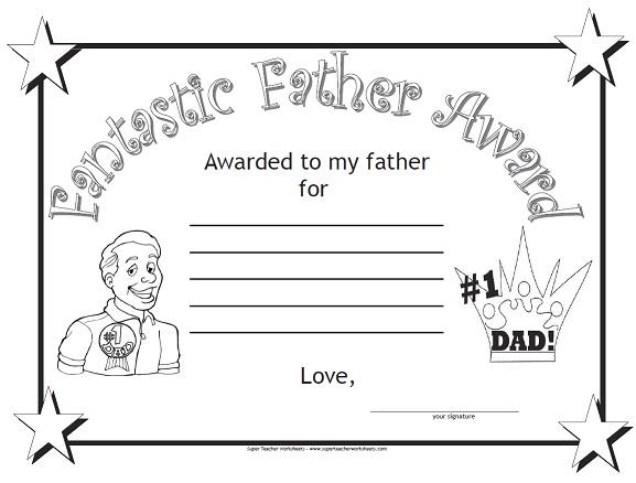 Pre School Worksheets » Dads Worksheets Division - Free Printable ...