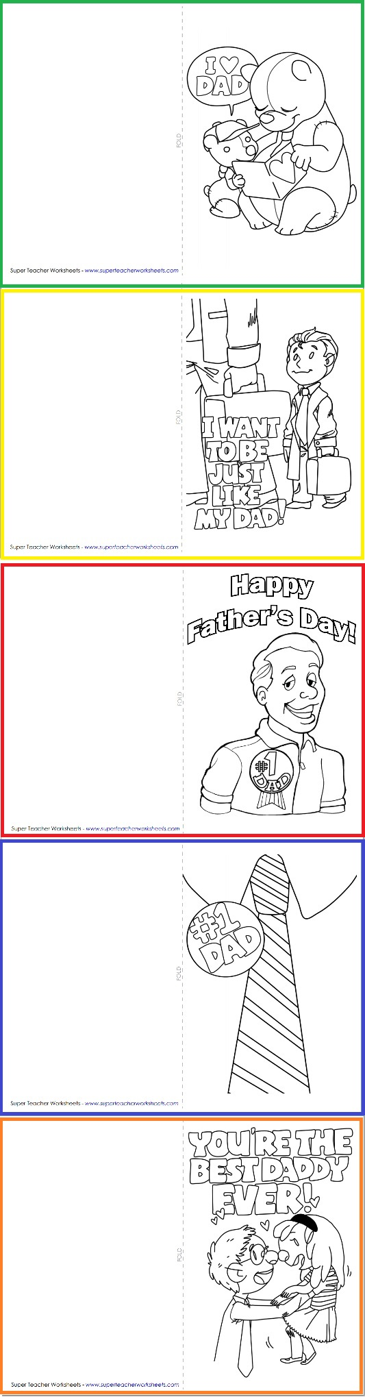 father u0027s day cards