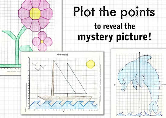 image regarding Mystery Graph Pictures Printable called Top secret Graphs