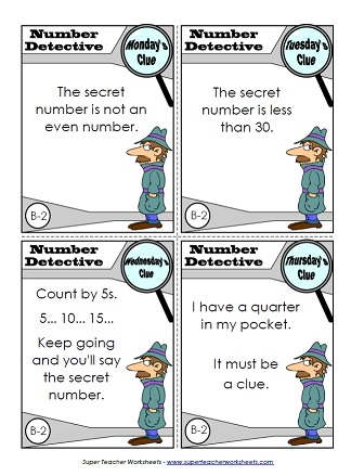 Number Detective