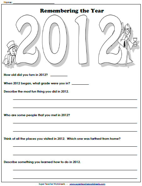 Teacher Worksheets Com : Remembering