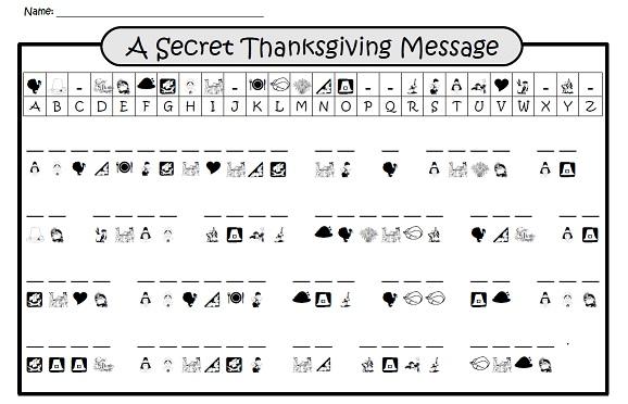 Multiplication Worksheets Secret Code