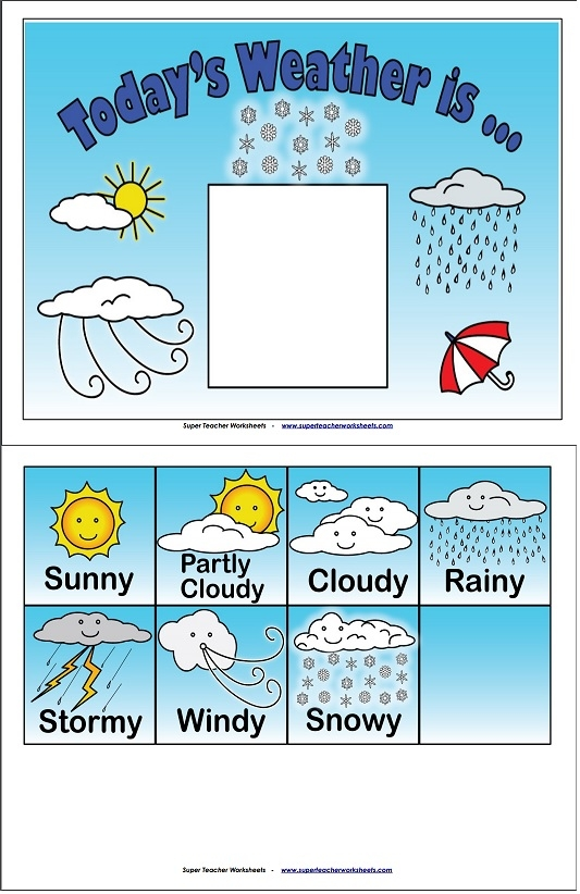 Esl Weather Lesson Juvecenitdelacabrera