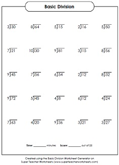 Printables Math Fast Facts Worksheets basic math worksheet generators addition division worksheet