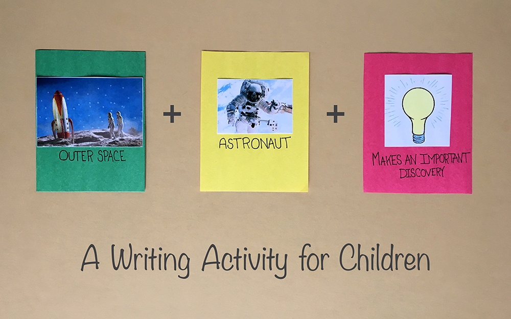 Creative Writing Activity for Children