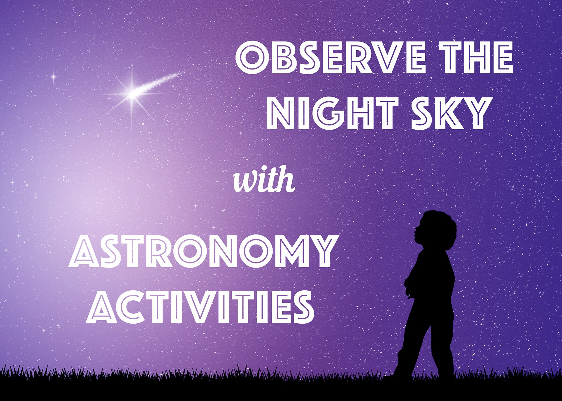 Astronomy Activities for Kids