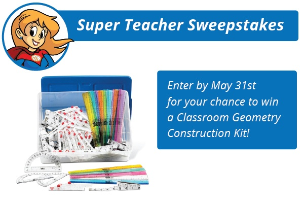 Classroom Math Tools Sweepstakes