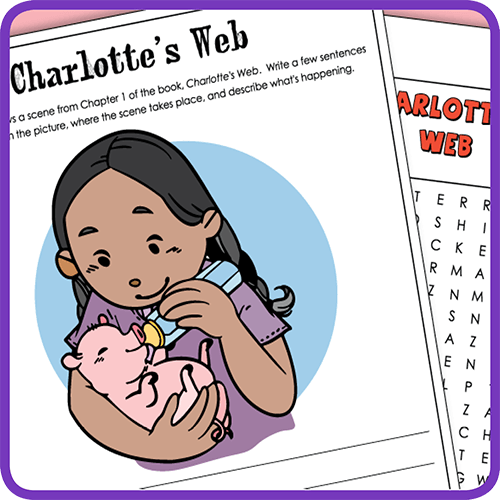Browse Chapter Book Activities