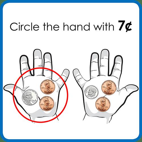 Practice Counting Money!