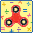 Fidget Spinner Math Game