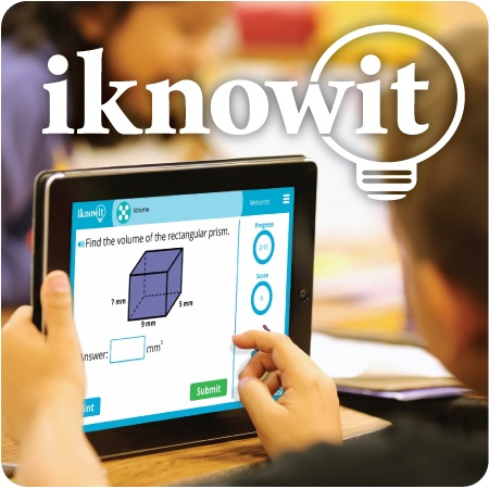 Practice Math on iKnowIt.com!