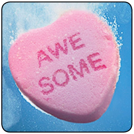 Sweetheart Science Experiment
