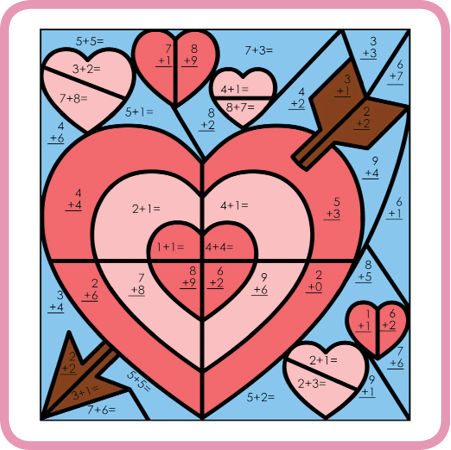 Explore Valentine's Day Worksheets