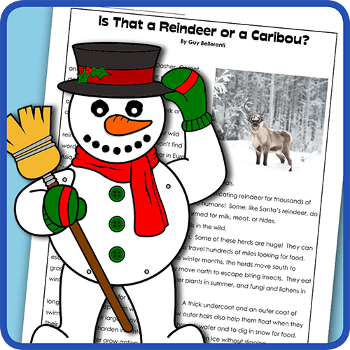 Browse Winter Worksheets!