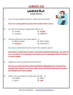 Super Teacher Worksheets Answers