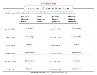 View Download Canada Latitude And Longitude Preview 1 Preview