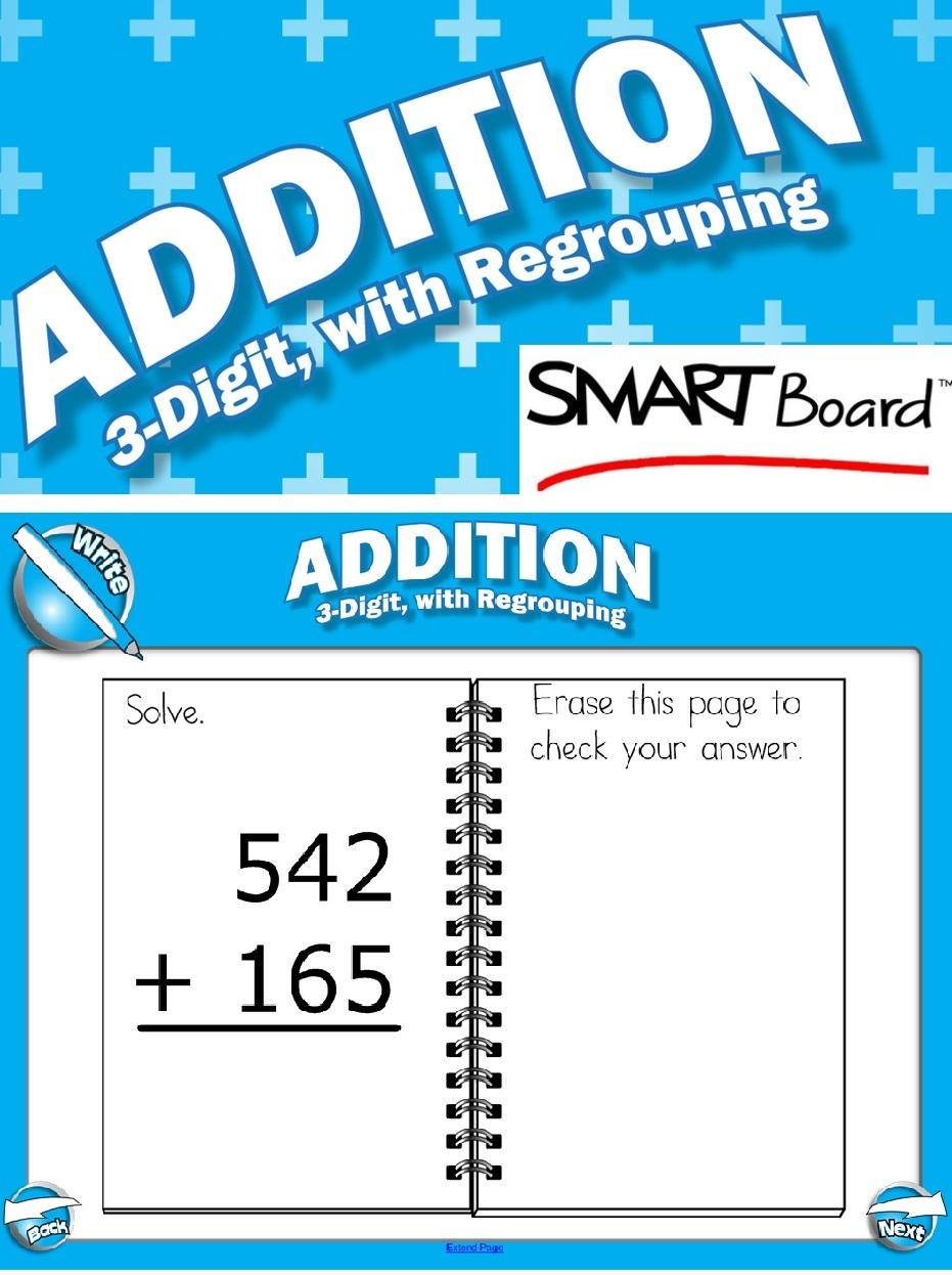 SMART Board Math Lessons
