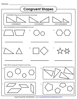 similar and congruent figures worksheet calleveryonedaveday. Black Bedroom Furniture Sets. Home Design Ideas