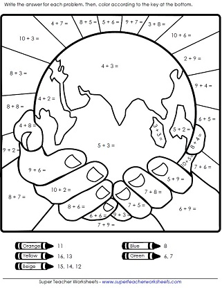 math worksheet : earth day worksheets : Maths Comprehension Worksheets