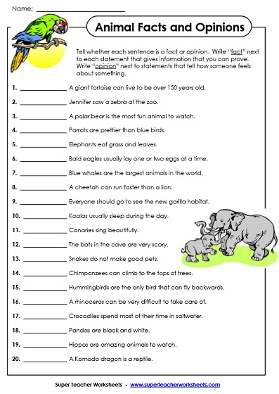 Place Value With Decimals Worksheets 5th Grade Word Fact And Opinion Worksheets Quadratic Formula Word Problems Worksheet Excel with Gerund And Infinitive Worksheets Pdf Fact And Opinion Worksheet Martin Luther King Jr Free Worksheets