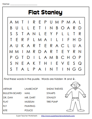 flatstanley-wordsearch Teacher Newsletter Templates Word on bookmark templates for word, basketball templates for word, teacher weekly newsletter template, preschool newsletter template microsoft word, office business plan template word, one page newsletter template word,
