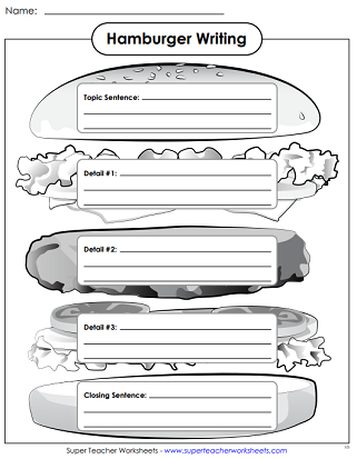 Graphic Organizer Worksheets