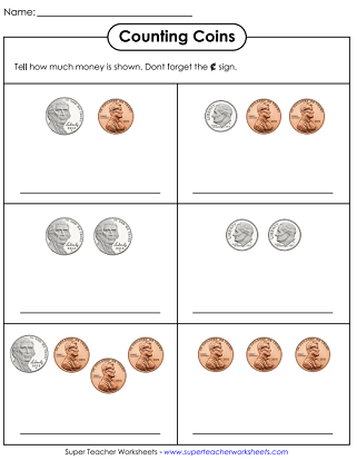 picture about Chain Reaction Word Game Printable titled Counting Cash (Simple) Printables