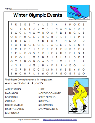 picture about Printable Olympic Schedule named Olympics