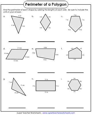 Proatmealus  Pleasant Perimeter Worksheets With Hot Identify Shapes Worksheet Besides Interjections Worksheets Furthermore Volume Triangular Prism Worksheet With Easy On The Eye Fun Long Division Worksheets Also Algebra Functions Worksheets In Addition Third Grade Addition Worksheets And Metric Measurement Worksheet As Well As Th Grade Money Worksheets Additionally Multiplication By  Worksheets From Superteacherworksheetscom With Proatmealus  Hot Perimeter Worksheets With Easy On The Eye Identify Shapes Worksheet Besides Interjections Worksheets Furthermore Volume Triangular Prism Worksheet And Pleasant Fun Long Division Worksheets Also Algebra Functions Worksheets In Addition Third Grade Addition Worksheets From Superteacherworksheetscom