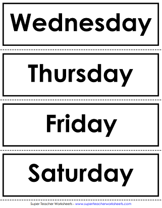 graphic regarding Word Wall Printable titled Printable Term Partitions