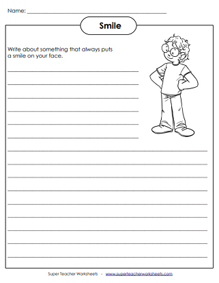 Printable Writing Journal Ideas